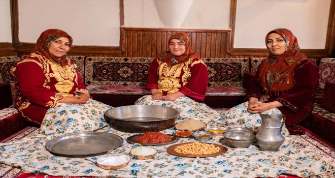 Sivas'ın yöresel lezzeti
