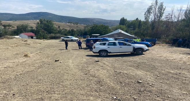 Sivas'ta kayıp kadının bulunması için çalışma başlatıldı