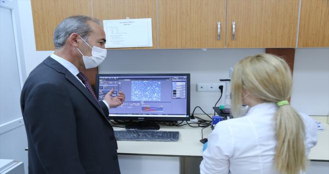 TÜBİTAK, Sivas Cumhuriyet Üniversitesinde sürdürülen kanser araştırma çalışmalarını destekleyecek
