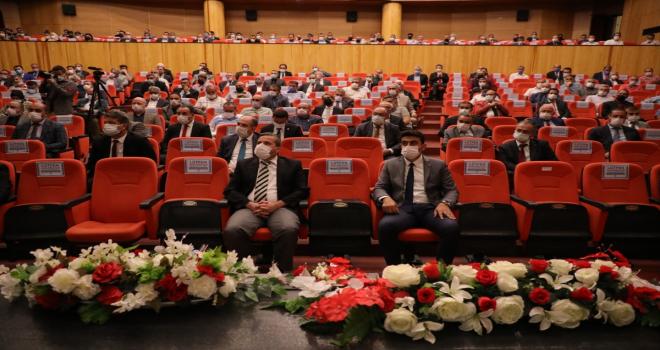 Türkiye Ulusal Ajansı Başkanı Astarcı, Hibe Programları ve Projeleri bilgilendirme toplantısına katıldı