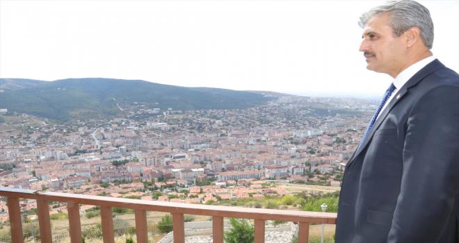 Yozgat Belediye Başkanı Köse, projelerini anlattı