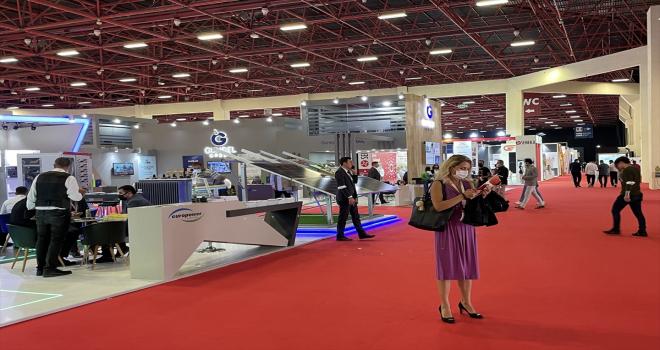 14. EIF Dünya Enerji Kongresi ve Fuarı yatırımcıları Antalya'da buluşturdu