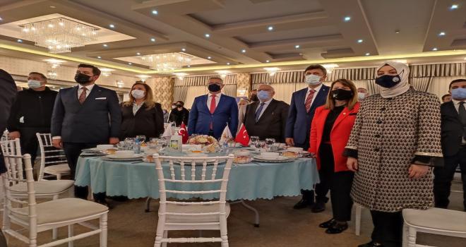 AK Parti Odunpazarı İlçe Danışma Meclisi toplantısı yapıldı