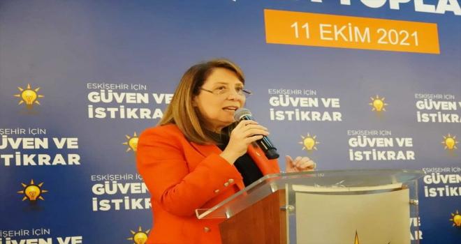 AK Parti Odunpazarı İlçe Danışma Meclisi Toplantısı