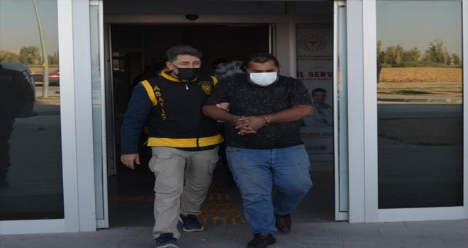 Aksaray'da evlerden ziynet eşyası ve para çalan 4 kişi yakalandı