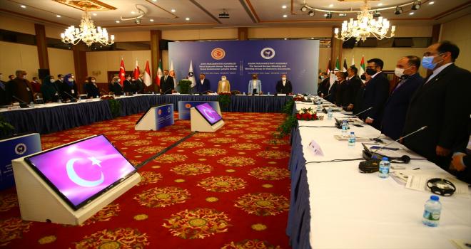 Asya Parlamenter Asamblesi İkinci Başkanlık Divanı Toplantısı Nevşehir'de başladı
