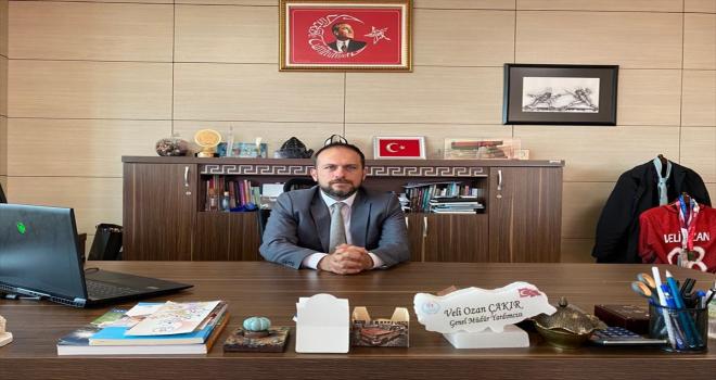 Başkan Veli Ozan Çakır, modern pentatlonda tek aday