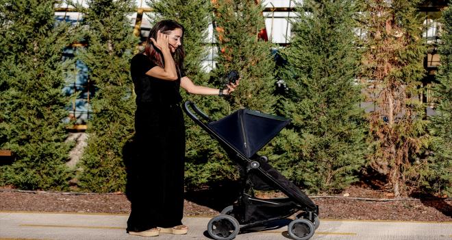 Bebek arabaları minyatür güneş paneliyle elektrik üretecek