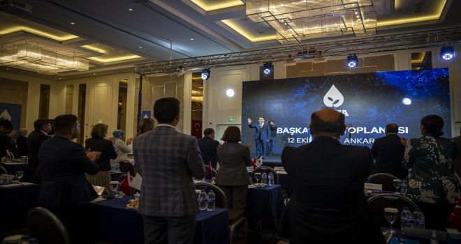 DEVA Partisi Genel Başkanı Babacan, partisinin il başkanları toplantısında konuştu: