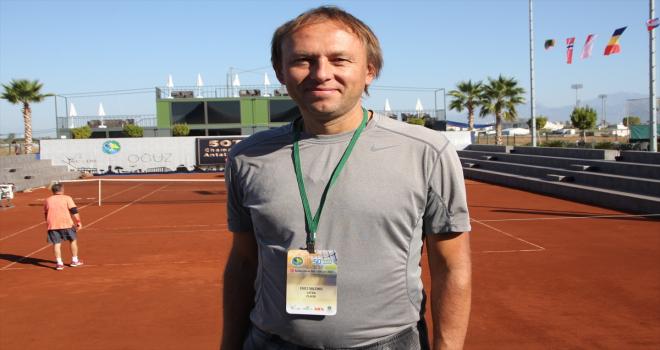 Elit Tenis Turnuvası ve Kongresi'nin 50. yıl buluşması Antalya'da başladı