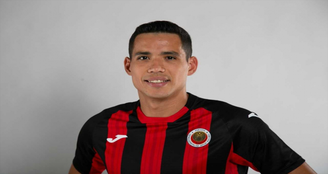 Gençlerbirliği futbolcusu Lima: