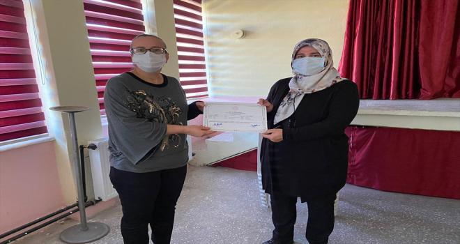 İncesu'da okul taşıtlarındaki rehber personel eğitimi tamamlandı