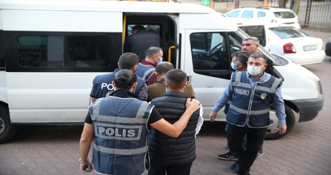 Kayseri'de aralarında firari hükümlülerin de bulunduğu 20 kişi yakalandı
