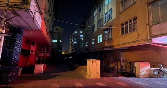 Kayseri'de balkondan düşen çocuk yaralandı