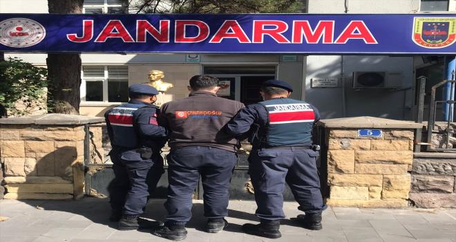 Kayseri'de DEAŞ operasyonunda bir kişi gözaltına alındı