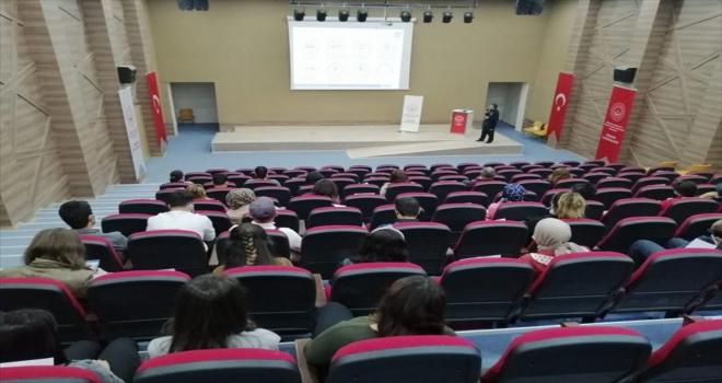 Kırşehir'de kamu kurumlarına AFAD farkındalık eğitimi verildi