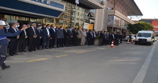Kovid-19 tedavisi gören Kırıkkale Belediyesi Emlak ve İstimlak Müdürü hayatını kaybetti