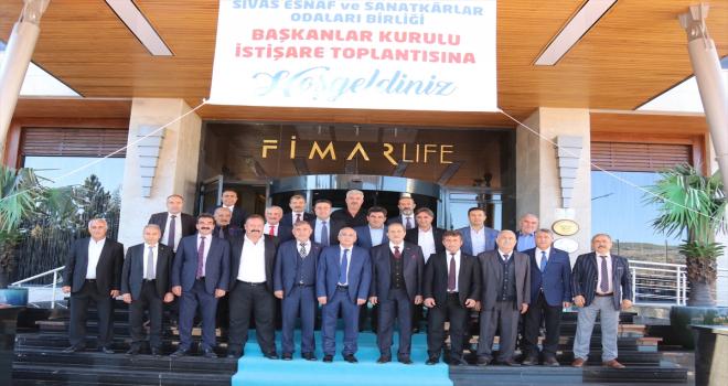 SESOB, Amasya'da