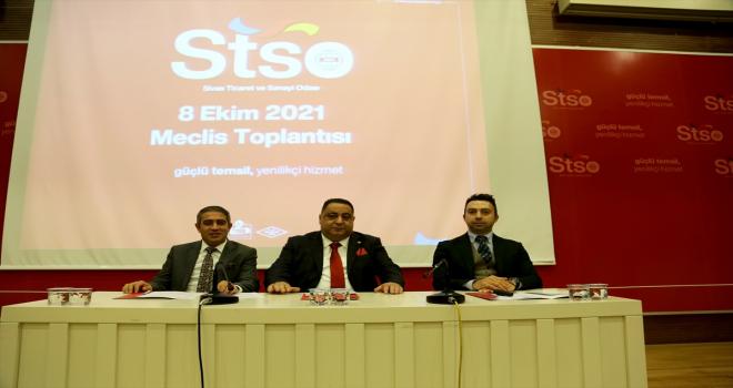 Sivas Ticaret ve Sanayi Odası'nın ekim ayı meclis toplantısı yapıldı