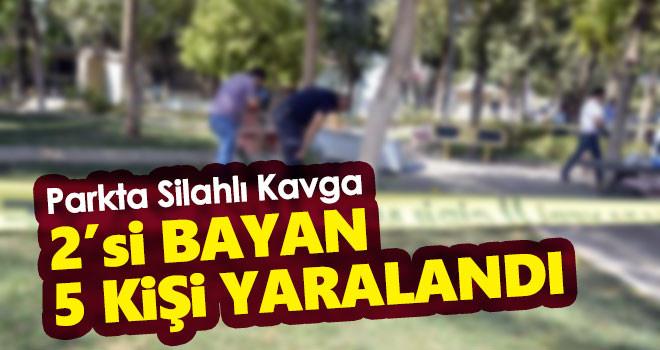 Karaman'da Silahlı Kavga! 5 Yaralı