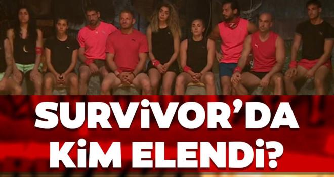 Survivor 2021'de 16 Şubatta Kim Elendi