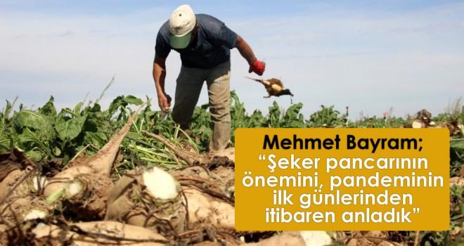 Şeker pancarı üretimi için yeni bir sorun