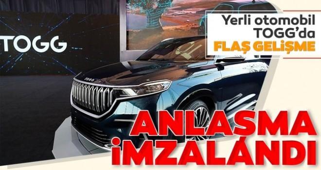 Yerli Otomobilde Son Dakika Açıklaması! Türkiyede Üretilecek