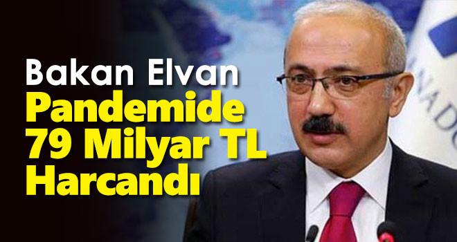Bakan Elvan'dan önemli pandemi açıklamaları