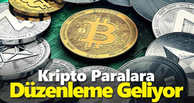 Kripto paralara düzenleme geliyor! Cumhurbaşkanı Başdanışmanı