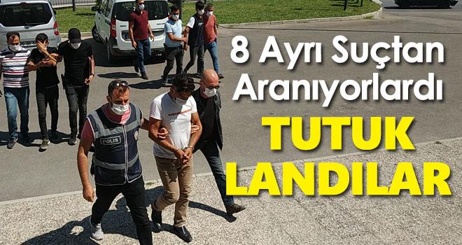 Karaman'da hırsızlık yaptıkları iddiasıyla 3 kişi tutuklandı