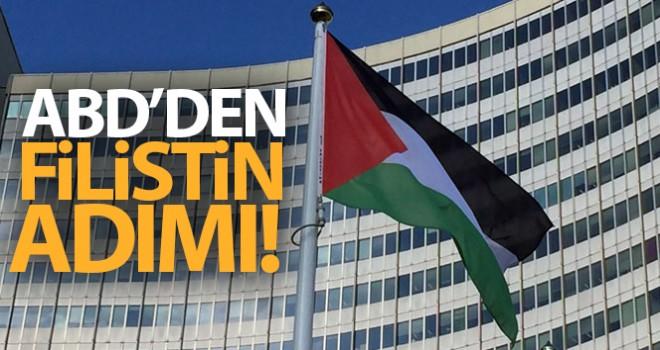 ABD'den Filistin Adımı
