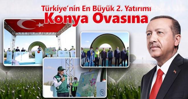 Konya Ovası Sulama Projesi