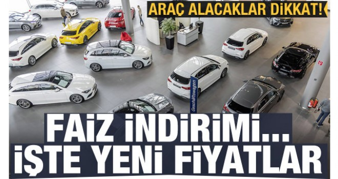 Ocak 2021 otomobil kampanyaları: Toyota, Peugeot, Opel, Kia, Seat...