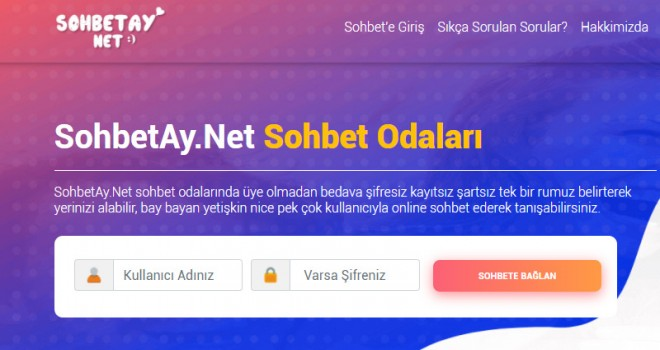 Avrupa Türk Chat Odaları