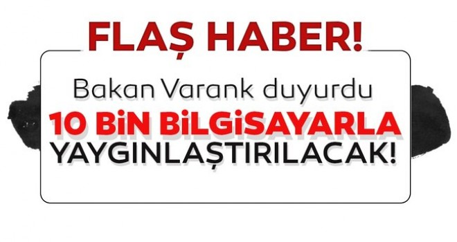 Bakan Varank'tan PARDUS açıklaması