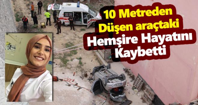 26 Yaşındaki Genç Hemşire Hayatını Kaybetti