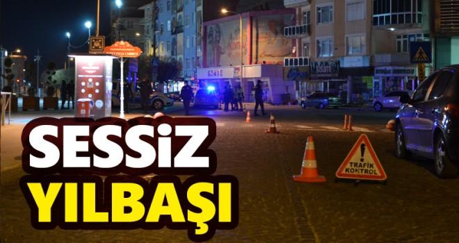 Konya, Karaman yeni yıla 'sessiz' girdi