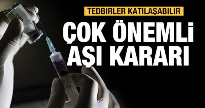 AB aşı sertifikasını erteleyecek, gerekli olmayan seyahatleri