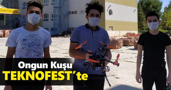 'Karaman Ongun Kuşu', TEKNOFEST Gaziantep'te yarışacak