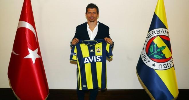 Emre Belözoğlu Resmen Fenerbahçe'de