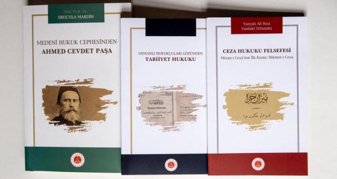 Bakanlıktan tarihe ışık tutacak 3 kitap