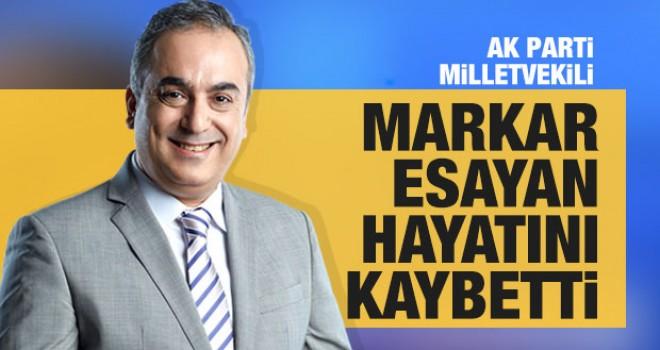 Ak Partili Milletvekili Hayatını Kaybetti