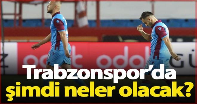 Trabzonspor'da işler karıştı
