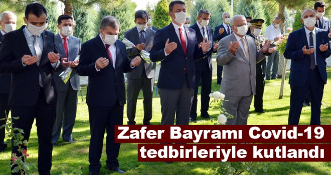 Karaman'da 30 Ağustos Zafer Bayramı Kutlandı