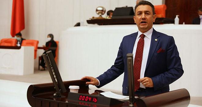 Milletvekili Ünver'den '15 Temmuz Demokrasi ve Milli Birlik Günü' mesajı