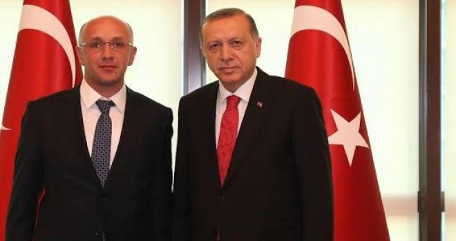 AK Parti Karaman Merkez İlçe Başkanı Belli Oldu