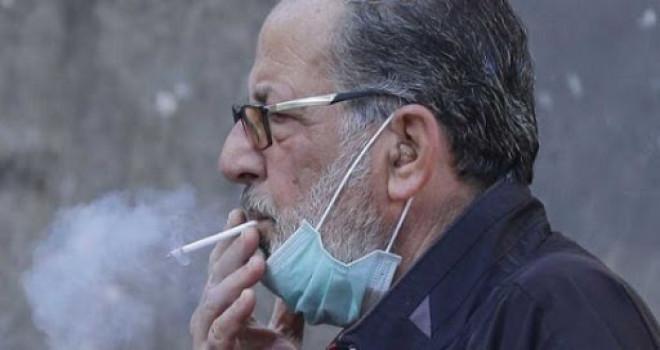 Sigara içenler Kovid-19'u daha ağır geçiriyor