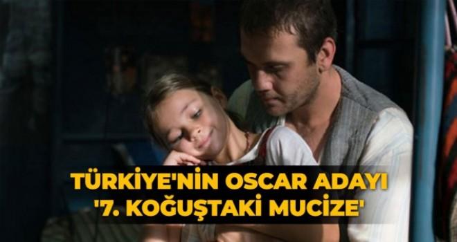 Türkiye'nin Oscar adayı 7. Koğuştaki Mucize oldu