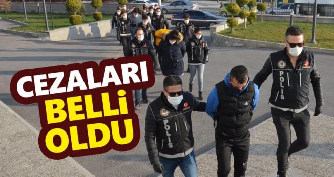 Karaman'da uyuşturucu ve silah kaçakçılığı operasyonunda cezalar belli oldu