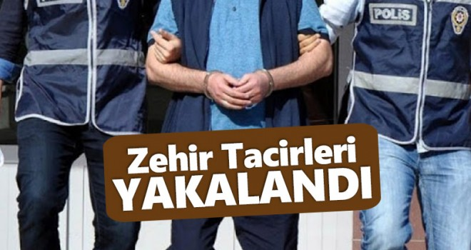 Karaman'a zehir satan 4 kişi daha yakalandı